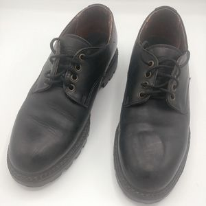 Roots Canada Tuff Genuine Leather Shoes